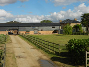A delightful barn conversion lying on the borders of Bedfordshire, Hertfordshire and Cambridgeshire